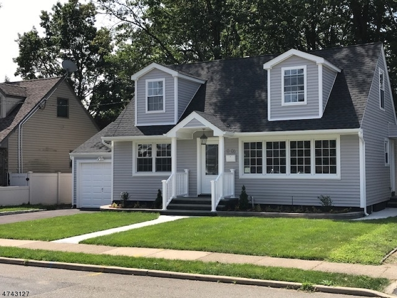 Single Family Home for Sale at -06 26TH Street Fair Lawn, New Jersey 07410 United States