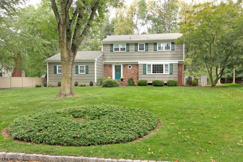 Single Family Home for Sale at 59 Pitcairn Drive Roseland, New Jersey 07068 United States