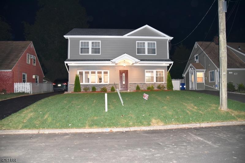 Частный односемейный дом для того Продажа на 1130 Plymouth Drive Rahway, Нью-Джерси 07065 Соединенные Штаты