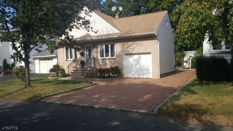 Maison unifamiliale pour l à louer à 2687 Bancroft Avenue Union, New Jersey 07083 États-Unis
