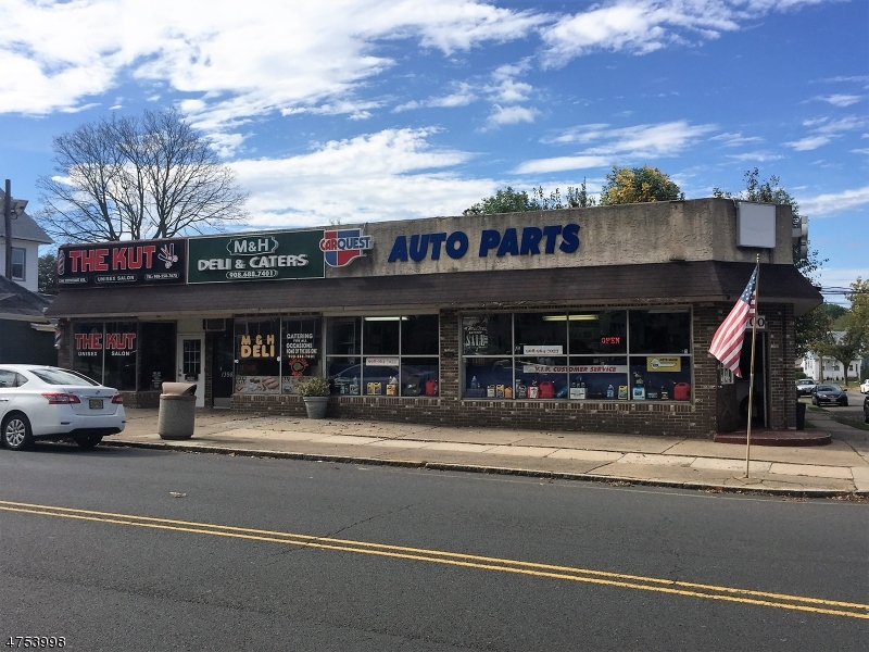 Commercial for Sale at 1400 Stuyvesant Avenue Union, New Jersey 07083 United States