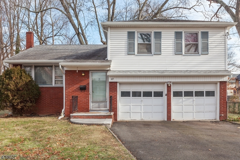 Single Family Home for Sale at 217-219 Sterling Place Roselle, New Jersey 07203 United States