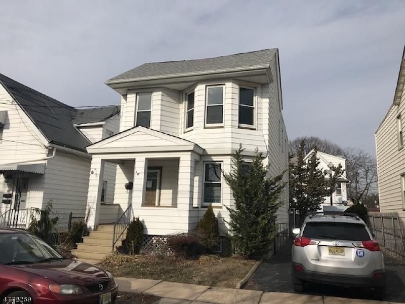 Casa Unifamiliar por un Alquiler en 373 Harvard Avenue Hillside, Nueva Jersey 07205 Estados Unidos