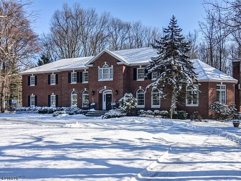 Casa para uma família para Venda às 155 Devon Road Essex Fells, Nova Jersey 07021 Estados Unidos