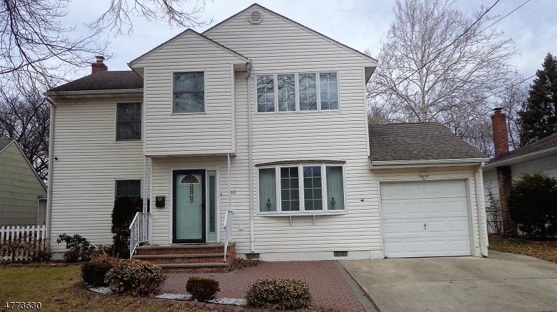 一戸建て のために 売買 アット 565 Hemlock Street 565 Hemlock Street Rahway, ニュージャージー 07065 アメリカ合衆国