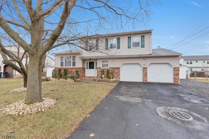 Частный односемейный дом для того Продажа на 38 Harris Avenue 38 Harris Avenue Middlesex, Нью-Джерси 08846 Соединенные Штаты