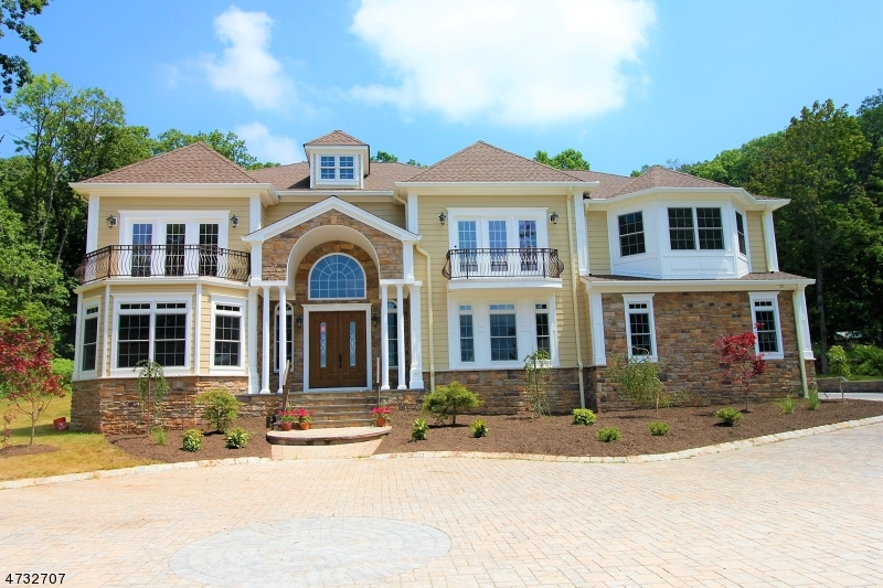 Enfamiljshus för Försäljning vid 1689 Washington Valley Road Bridgewater, New Jersey 08836 Usa