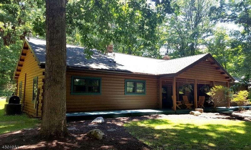 Maison unifamiliale pour l Vente à 17 Koeck Road Knowlton, New Jersey 07832 États-Unis