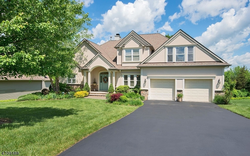 獨棟家庭住宅 為 出售 在 12 BRACKEN HILL Road Hardyston, 新澤西州 07419 美國