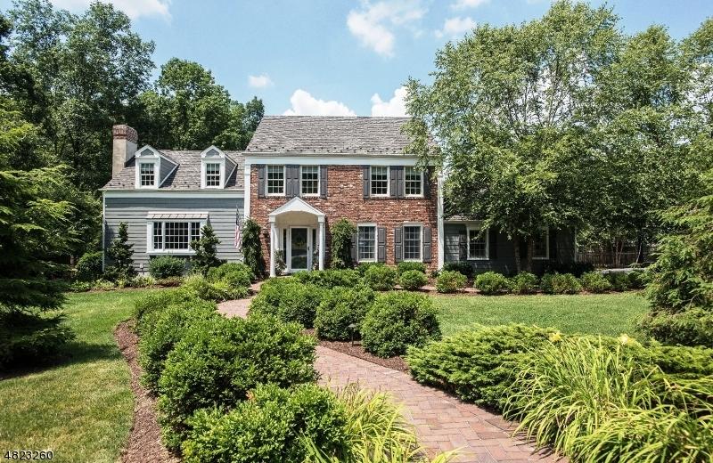 独户住宅 为 销售 在 62 GLENMERE Drive 查塔姆, 新泽西州 07928 美国