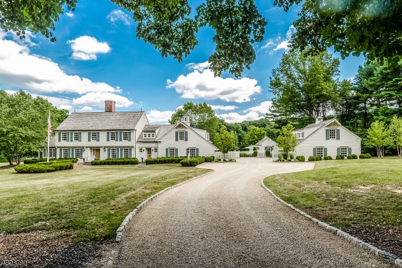 Single Family Home for Sale at 96 MOUNTAIN TOP Road Bernardsville, New Jersey 07924 United States