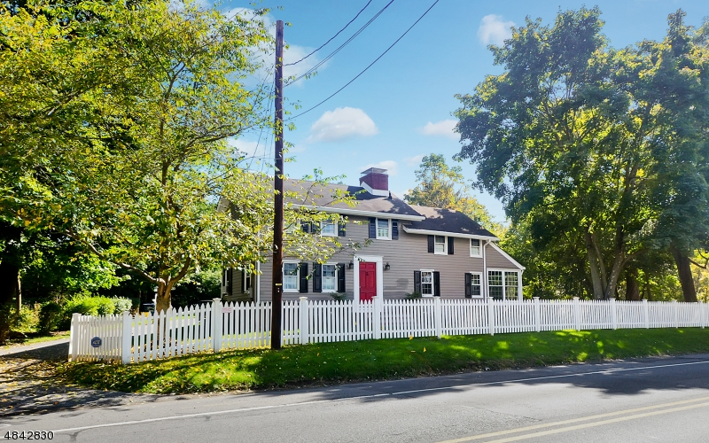 Single Family Home for Sale at 3760 LAWR-PRIN Road Lawrence, New Jersey 08540 United States