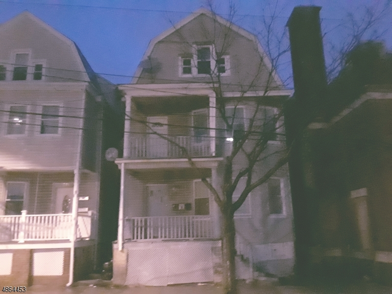 Multi-Family Home for Sale at Orange, New Jersey 07050 United States