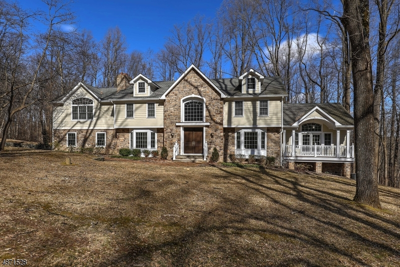 Single Family Home for Sale at 12 BAXTER FARM RD 12 BAXTER FARM RD Harding Township, New Jersey 07960 United States