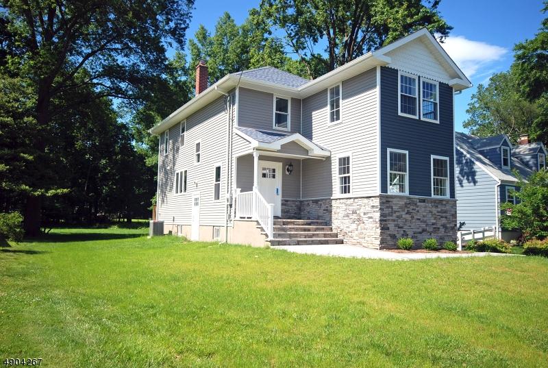 single family homes pour l Vente à North Plainfield, New Jersey 07063 États-Unis