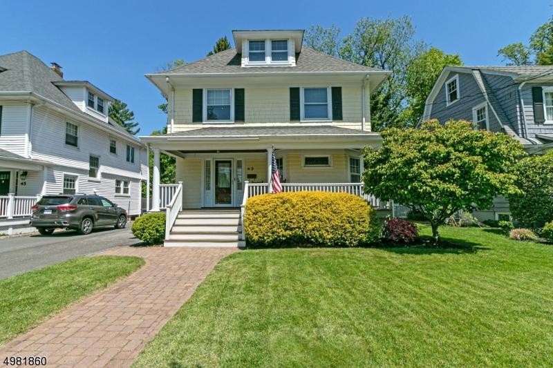 Single Family Homes 용 임대 에 Summit, 뉴저지 07901 미국