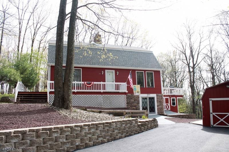 Maison unifamiliale pour l Vente à 114 Fox Farm Road Phillipsburg, New Jersey 08865 États-Unis