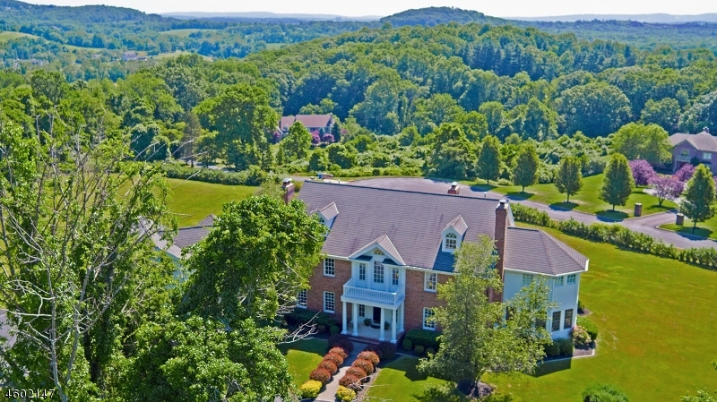 Maison unifamiliale pour l Vente à 7 Hedge Row Crossing Lebanon, New Jersey 08833 États-Unis