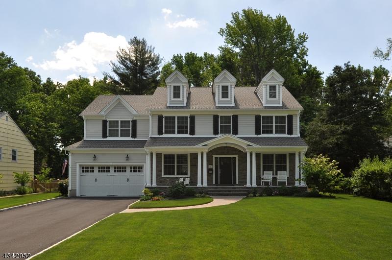 Maison unifamiliale pour l Vente à 27 Plymouth Road Westfield, New Jersey 07090 États-Unis