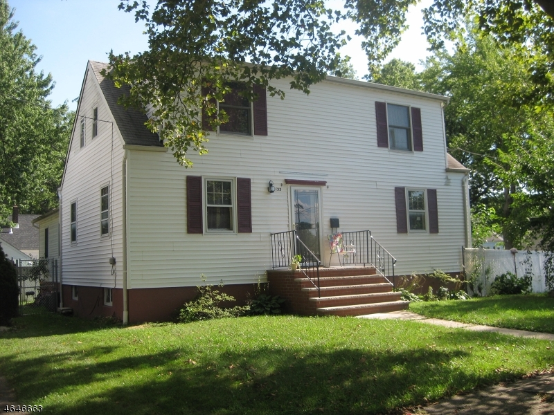Single Family Home for Sale at 133 William Street Roselle, 07203 United States