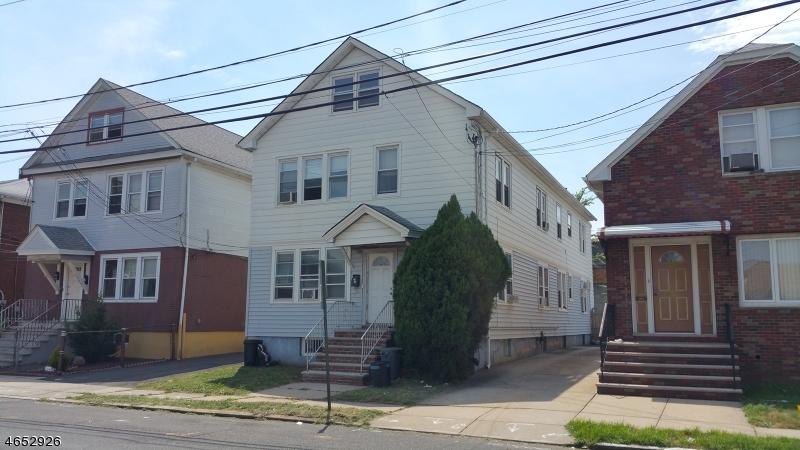 多户住宅 为 销售 在 314 Ashton Avenue 林登, 新泽西州 07036 美国