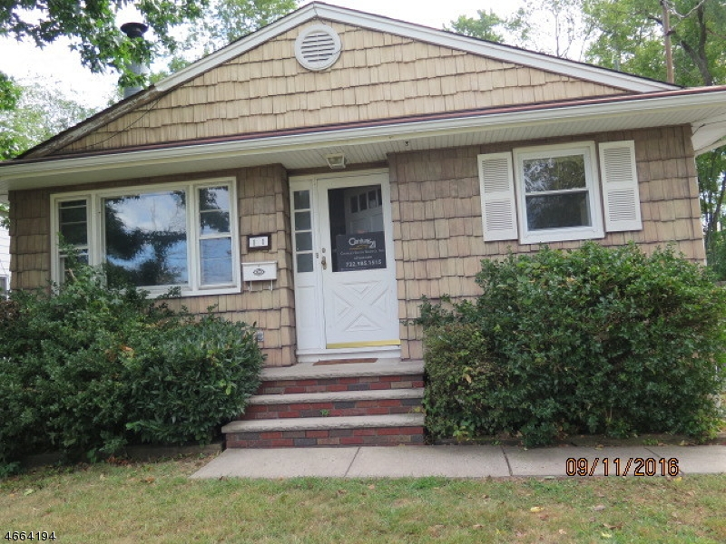 Single Family Home for Sale at 11 Equator Avenue South Bound Brook, 08880 United States