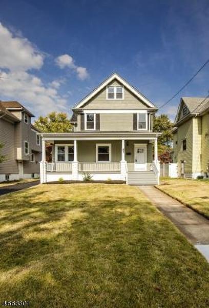 独户住宅 为 销售 在 51 W High Street Bound Brook, 新泽西州 08805 美国