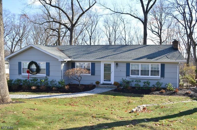 独户住宅 为 销售 在 48 Longview Drive 惠帕尼, 新泽西州 07981 美国