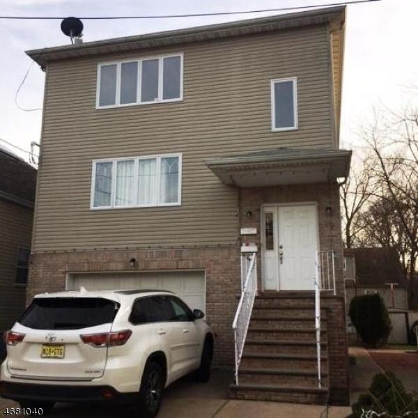 Casa Unifamiliar por un Alquiler en 570 Yale Avenue Hillside, Nueva Jersey 07205 Estados Unidos