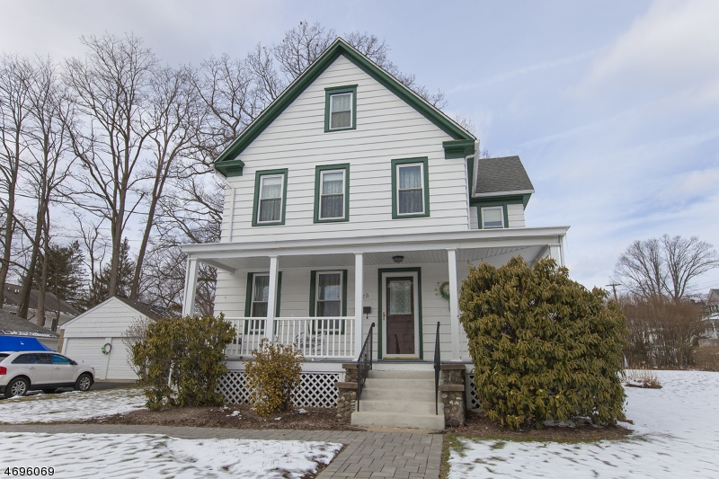 Single Family Home for Sale at 25 Cutler Street Wharton, New Jersey 07885 United States