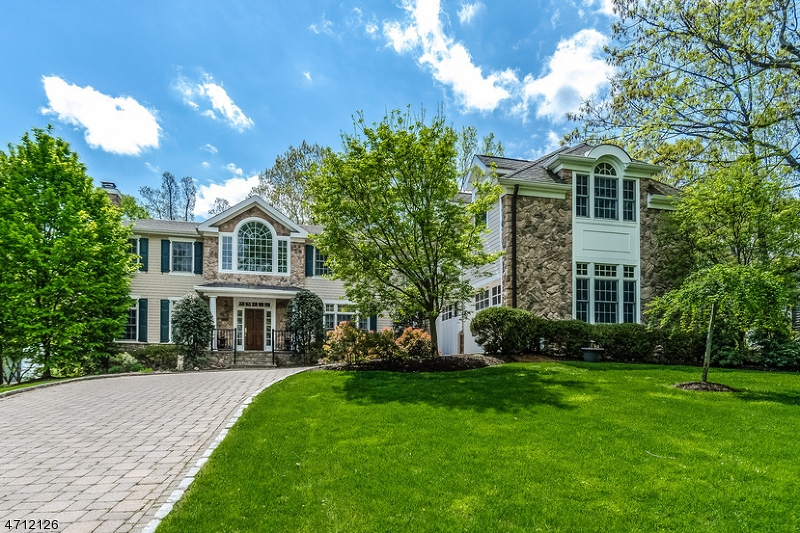 独户住宅 为 销售 在 61 Buxton Road Chatham Twp, 新泽西州 07928 美国