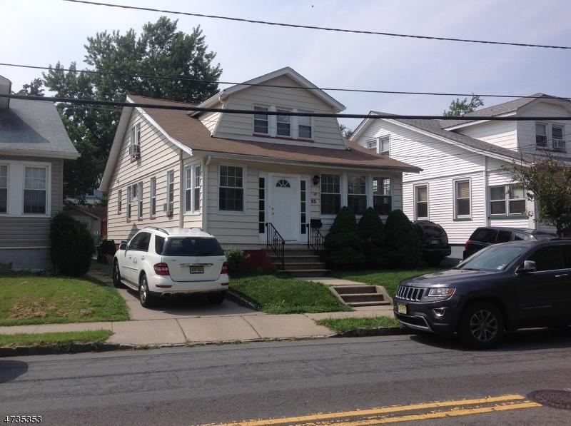 Частный односемейный дом для того Аренда на 85 Jacoby Street Maplewood, Нью-Джерси 07040 Соединенные Штаты