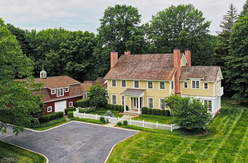 Eensgezinswoning voor Verkoop een t 3 Prudence Lane Mendham, New Jersey 07945 Verenigde Staten