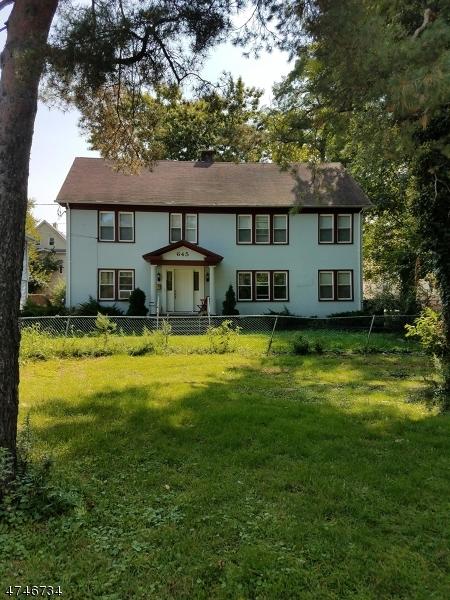 Casa Unifamiliar por un Alquiler en 645 BROOKSIDE PLACE Plainfield, Nueva Jersey 07063 Estados Unidos