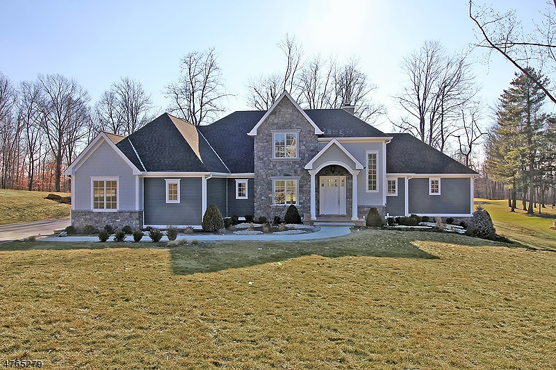 独户住宅 为 销售 在 16 Brady Drive Peapack Gladstone, 新泽西州 07934 美国
