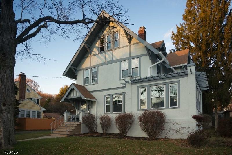 Частный односемейный дом для того Аренда на 103 Early Street Morristown, Нью-Джерси 07960 Соединенные Штаты