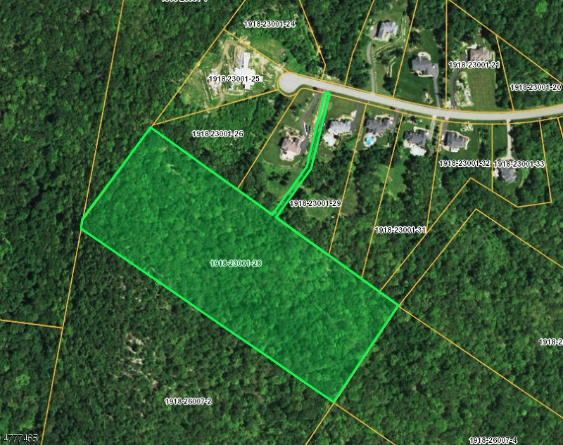 Земля для того Продажа на 45 Crown View Court Sparta, Нью-Джерси 07871 Соединенные Штаты