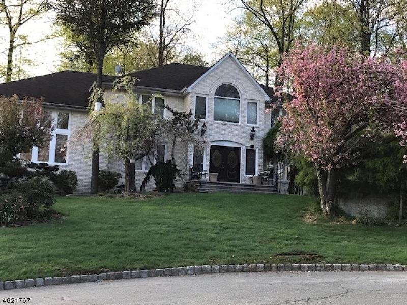 Casa Unifamiliar por un Alquiler en 5 NEW CASTLE Court Parsippany, Nueva Jersey 07950 Estados Unidos