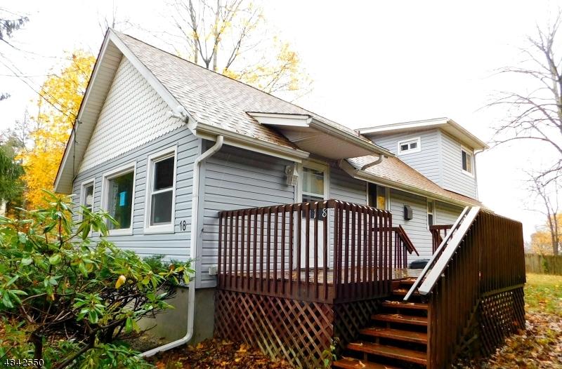 獨棟家庭住宅 為 出售 在 18 MUSCOTAH Road Vernon, 新澤西州 07422 美國