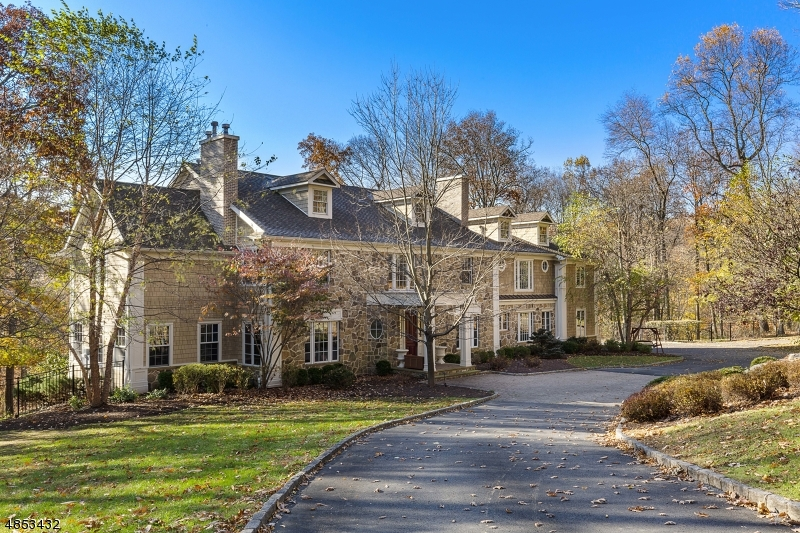 Single Family Home for Sale at 304 MT HARMONY RD 304 MT HARMONY RD Bernardsville, New Jersey 07924 United States