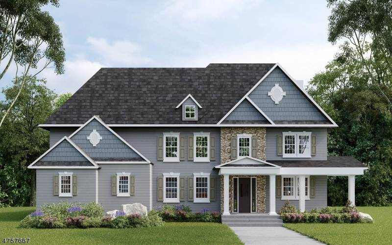 Single Family Homes pour l Vente à Pittstown, New Jersey 08867 États-Unis