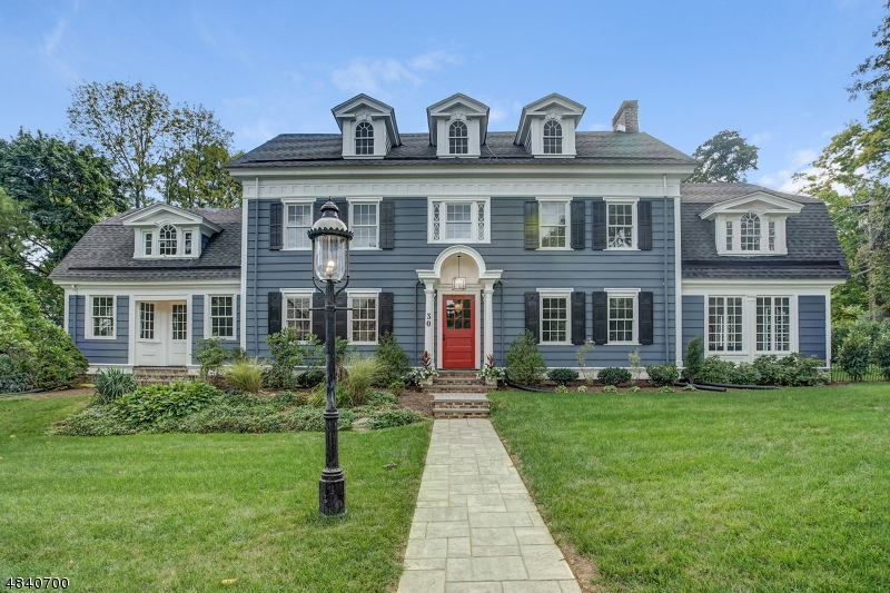Single Family Home for Sale at 30 LENOX Place Maplewood, New Jersey 07040 United States