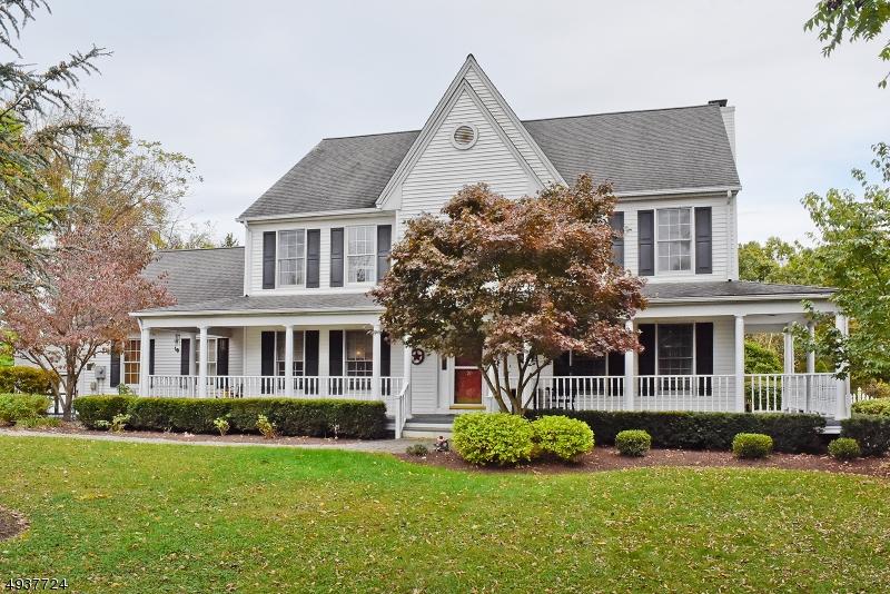 Single Family Homes für Verkauf beim Knowlton, New Jersey 07832 Vereinigte Staaten