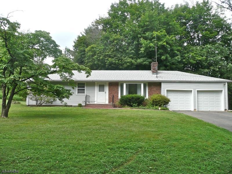 独户住宅 为 销售 在 81 Hogback Road Pittstown, 新泽西州 08867 美国
