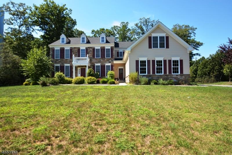Частный односемейный дом для того Продажа на 6 Fennimore Court Flanders, 07836 Соединенные Штаты