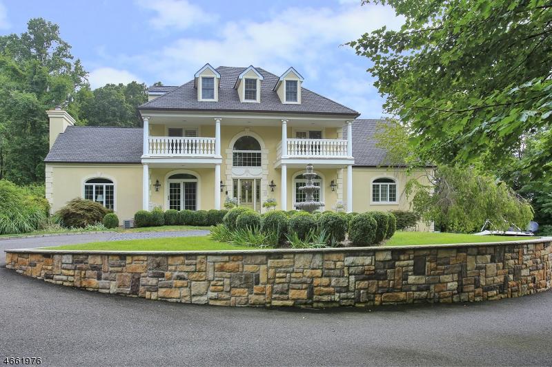 独户住宅 为 销售 在 121 Meeker Road 巴思金里奇, 07920 美国