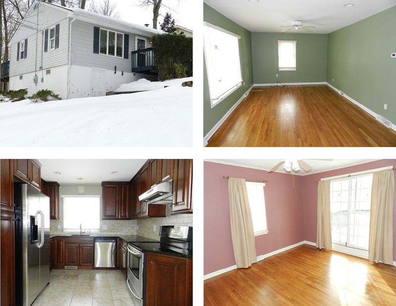 Частный односемейный дом для того Аренда на 7 Brookview Road Denville, 07834 Соединенные Штаты