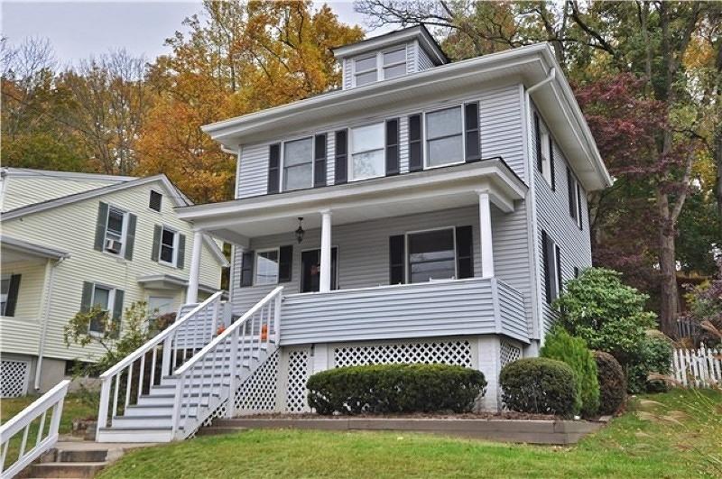 独户住宅 为 出租 在 9 Fairview Place 莫里斯敦, 07960 美国