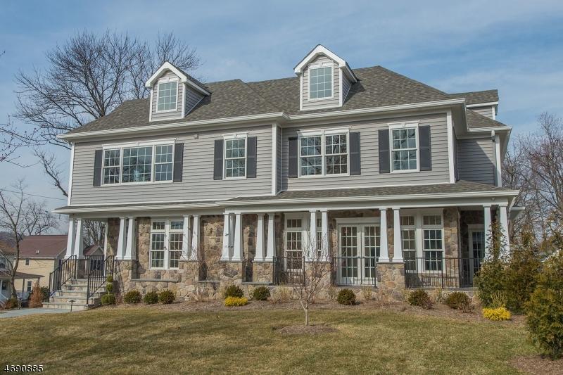 Частный односемейный дом для того Продажа на 50 UNION Street Cedar Grove, 07009 Соединенные Штаты