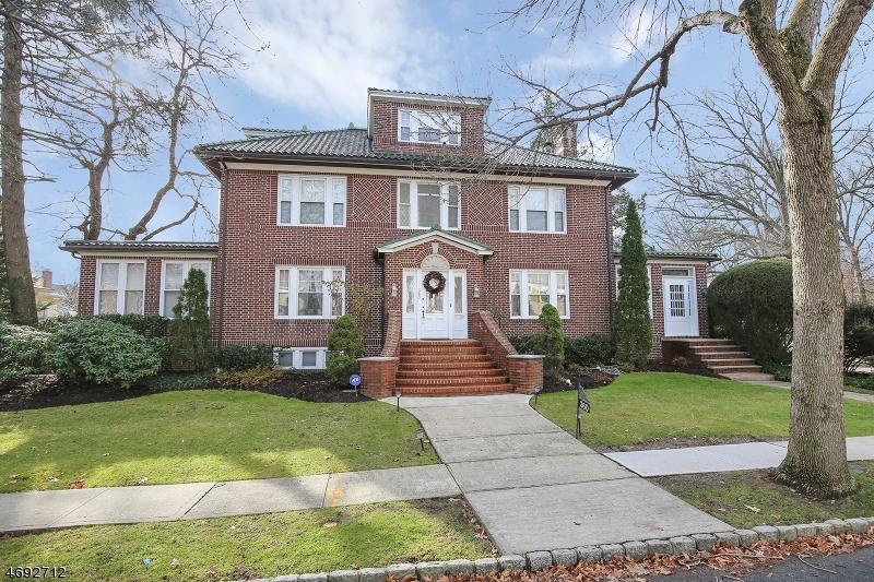 Maison unifamiliale pour l Vente à 360 Irving Avenue South Orange, New Jersey 07079 États-Unis